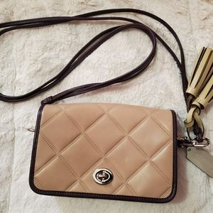 Never Used COACH Penny Purse